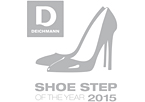 Shoe Step of the Year 2015 Logo