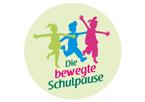 die bewegte Schulpause Logo