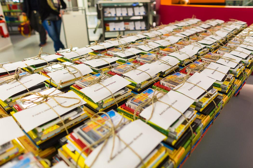 Deichmann Bücherspende