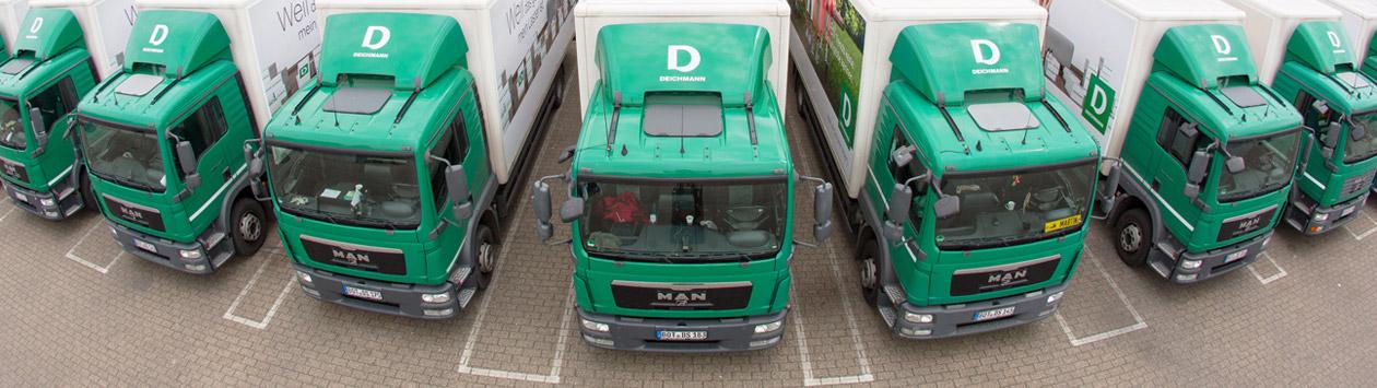 Deichmann Logistik