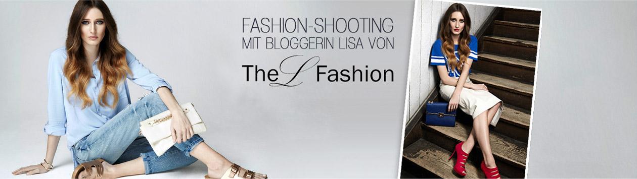 Deichmann Modebloggerin Lisa