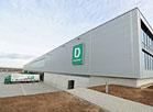 Deichmann Distributionszentrum Monsheim - Außenansicht