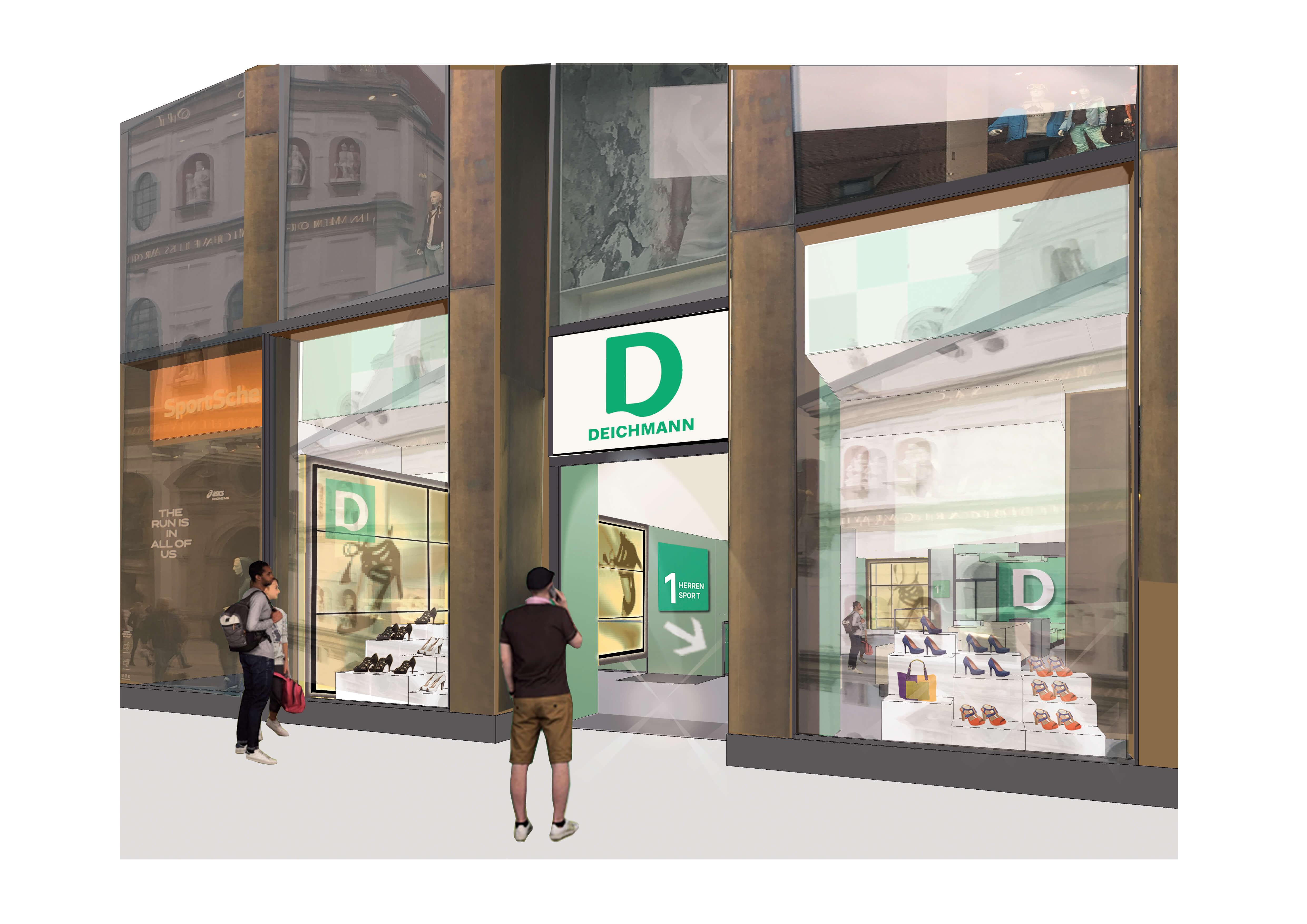 2087930ce50fd8 München ist für den Schuheinzelhändler ein wichtiger und attraktiver  Standort. Das Unternehmen ist seit 34 Jahren in der Landeshauptstadt  vertreten und ...