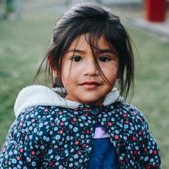 peruanisches-Waisenkind