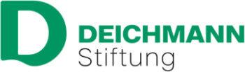 Logo Deichmann Stiftung