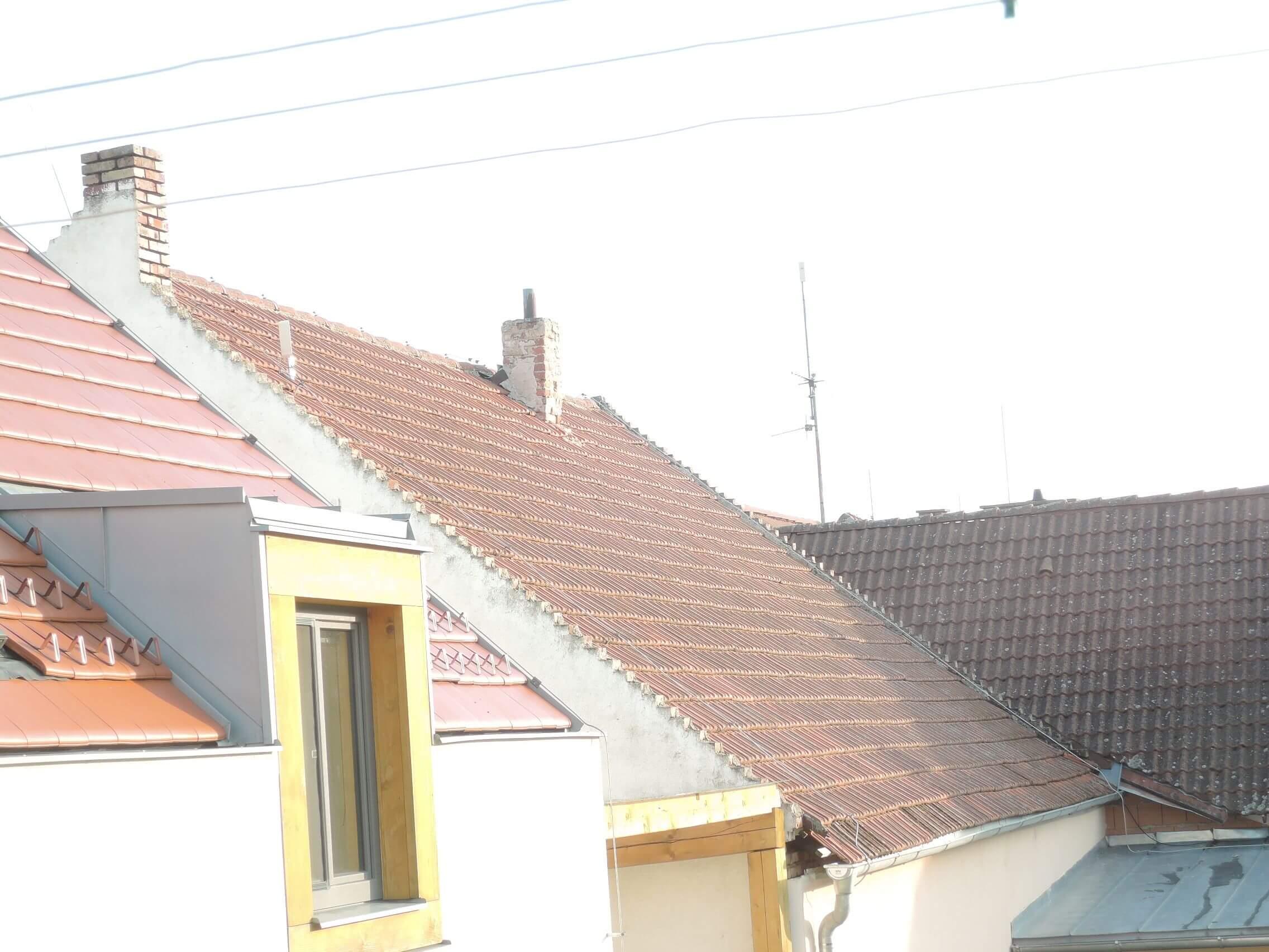 Ein neues Dach über dem Kopf